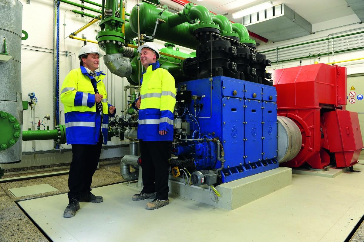 Hocheffiziente Blockheizkraftwerke